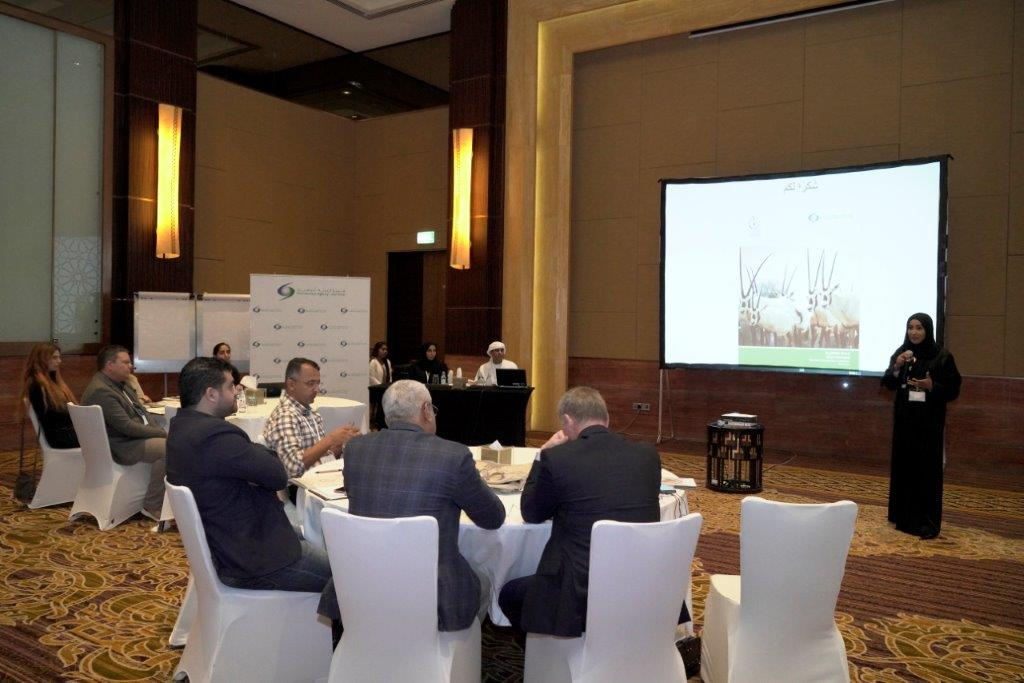 The 6th Meeting of the Coordination Committee for the Conservation of the Arabian Oryx